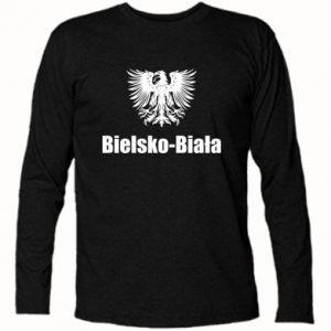 Koszulka z długim rękawem Bielsko-Biała - PrintSalon