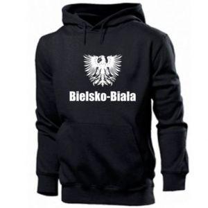 Męska bluza z kapturem Bielsko-Biała