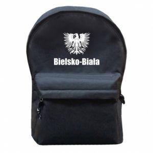 Backpack with front pocket Bielsko-Biala
