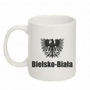 Kubek 330ml Bielsko-Biała