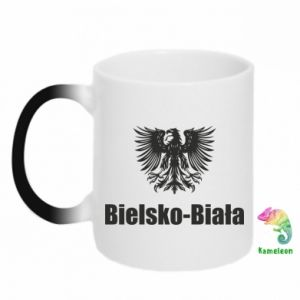 Kubek-kameleon Bielsko-Biała