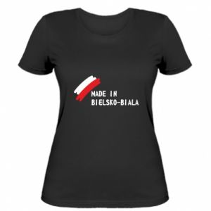 Women's t-shirt Made in Bielsko-Biala