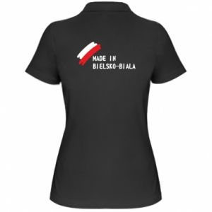 Women's Polo shirt Made in Bielsko-Biala
