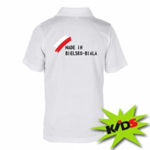 Children's Polo shirts Made in Bielsko-Biala