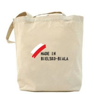 Torba Made in Bielsko-Biala - PrintSalon