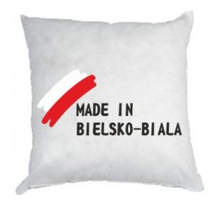Pillow Made in Bielsko-Biala