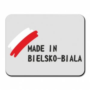 Mouse pad Made in Bielsko-Biala