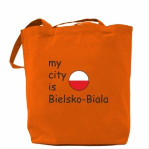 Bag My city is Bielsko-Biala