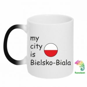 Magic mugs My city is Bielsko-Biala