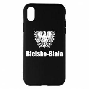 Etui na iPhone X/Xs Bielsko-Biała