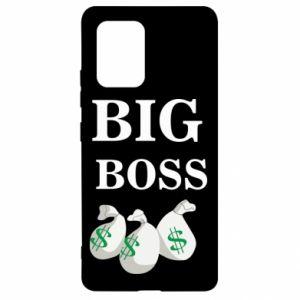 Samsung S10 Lite Case Big boss