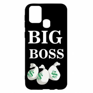 Samsung M31 Case Big boss