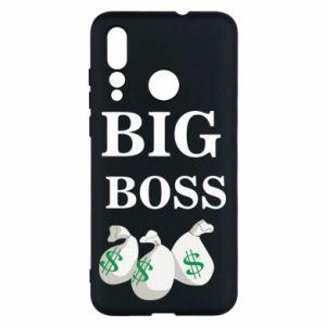 Huawei Nova 4 Case Big boss