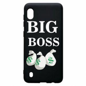 Samsung A10 Case Big boss