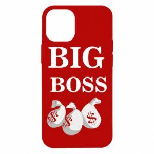 iPhone 12 Mini Case Big boss