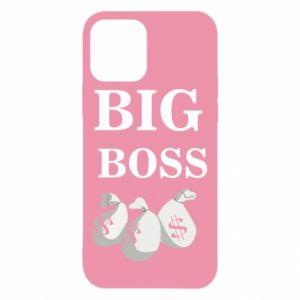 iPhone 12/12 Pro Case Big boss