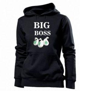 Women's hoodies Big boss