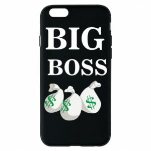 Etui na iPhone 6/6S Big boss - PrintSalon