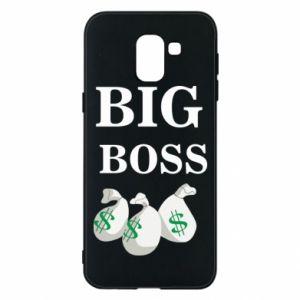 Phone case for Samsung J6 Big boss