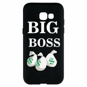 Phone case for Samsung A5 2017 Big boss