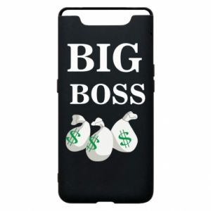 Phone case for Samsung A80 Big boss