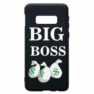 Phone case for Samsung S10e Big boss
