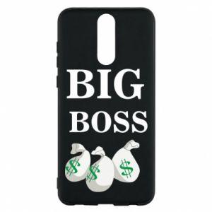 Phone case for Huawei Mate 10 Lite Big boss