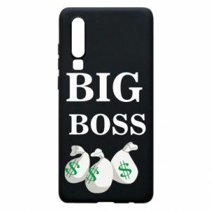 Phone case for Huawei P30 Big boss