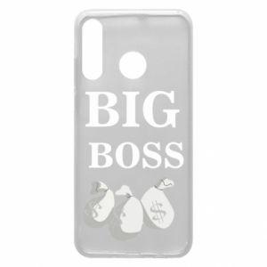 Phone case for Huawei P30 Lite Big boss