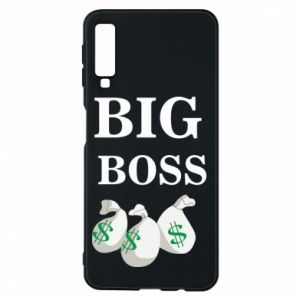 Phone case for Samsung A7 2018 Big boss