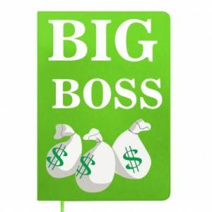 Notepad Big boss