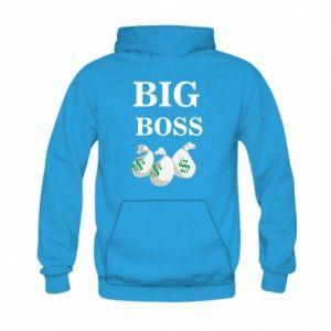Kid's hoodie Big boss