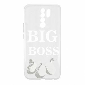 Xiaomi Redmi 9 Case Big boss