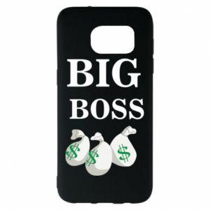Samsung S7 EDGE Case Big boss