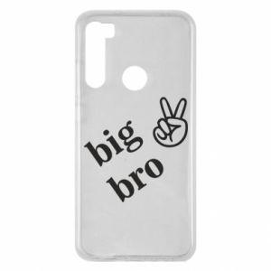 Xiaomi Redmi Note 8 Case Big bro