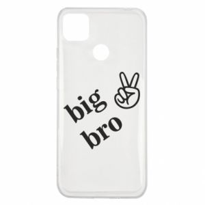 Xiaomi Redmi 9c Case Big bro