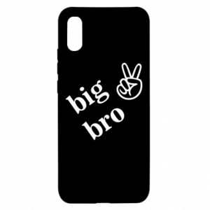 Xiaomi Redmi 9a Case Big bro