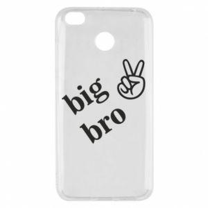 Xiaomi Redmi 4X Case Big bro
