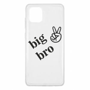 Samsung Note 10 Lite Case Big bro
