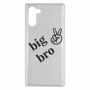Samsung Note 10 Case Big bro