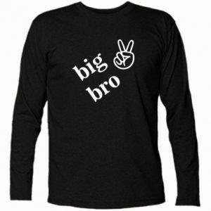 Koszulka z długim rękawem Big bro