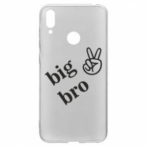 Huawei Y7 2019 Case Big bro