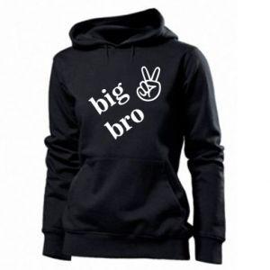 Women's hoodies Big bro