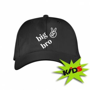 Kids' cap Big bro