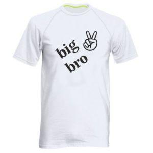 Men's sports t-shirt Big bro