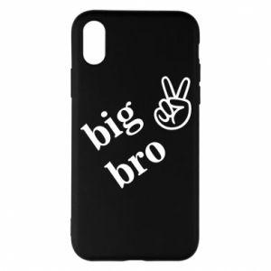 iPhone X/Xs Case Big bro
