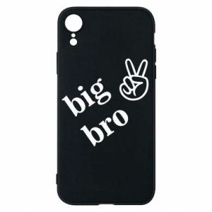 iPhone XR Case Big bro