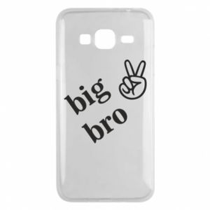 Samsung J3 2016 Case Big bro