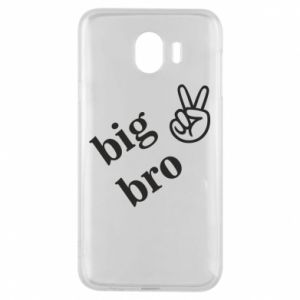 Samsung J4 Case Big bro
