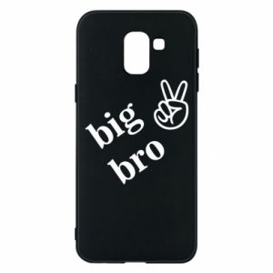 Samsung J6 Case Big bro